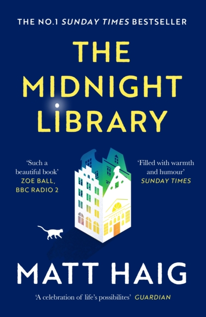 THE MIDNIGHT LIBRARY (PB)